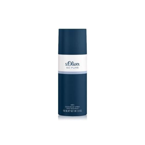 s.Oliver So Pure Men Deodorant Spray 150 ml
