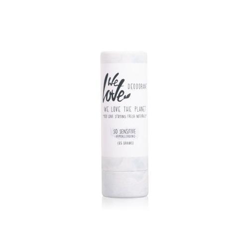 We Love THE PLANET So Sensitive Deodorant Stick 65 g