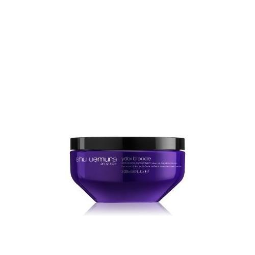 Shu Uemura Yūbi Blonde Neutralisierende Purple Haarmaske 200 ml