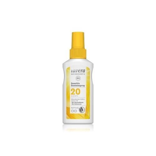 lavera Sun Sensitiv LSF 20 Sonnenspray 100 ml