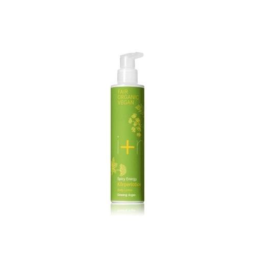 i+m Naturkosmetik Spicy Energy Ginseng Argan Bodylotion 150 ml