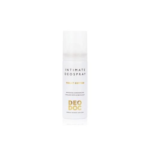 DeoDoc Intimate deospray Violet Cotton Deodorant Spray 50 ml