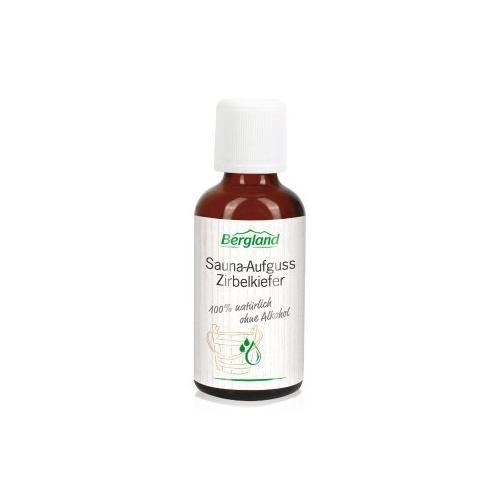 Bergland Wellness Zirbelkiefer Saunaaufguss 50 ml