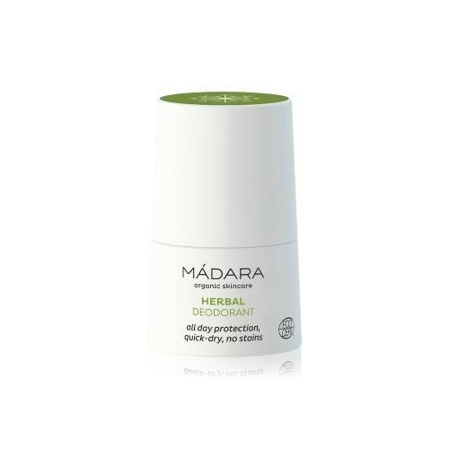 MADARA Herbal Deodorant Roll-On 50 ml