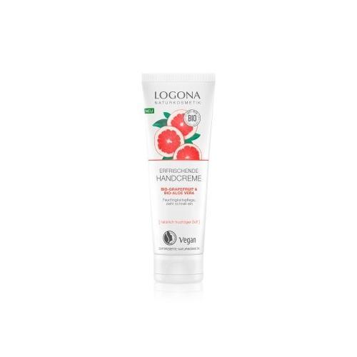Logona Bio-Grapefruit & Bio-Aloe Vera Handcreme 75 ml