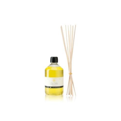OLORI Reed Zitronengarten Nachfüller Raumduft 500 ml