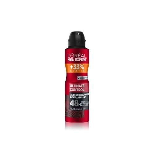 L'Oréal Men Expert Ultimate Control Deodorant Spray 200 ml