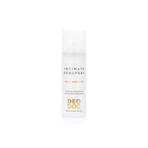 DeoDoc Intimate deospray Fresh Coconut Deodorant Spray 50 ml