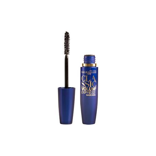 Maybelline New York Augen Make-up Mascara Classic Volum' Express Mascara Nr. 71 Schwarz 10 ml