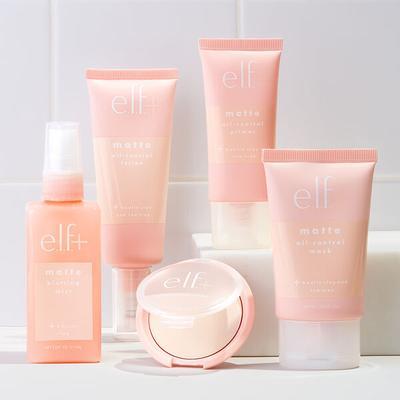 e.l.f. Cosmetics elf+ Matte Skincare Collection For Oily Skin