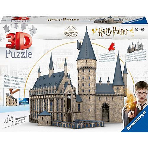 3D-Puzzle Hogwarts Castle Harry Potter, 540 Teile