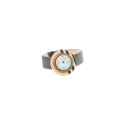 Unbranded - Watch: Black Solid Accessories