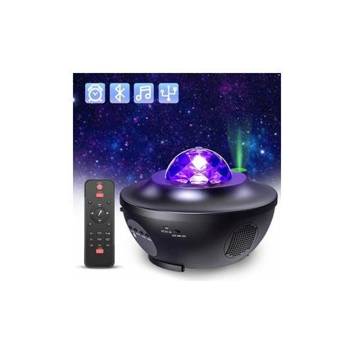 LED Star Projector Lampe, rotierender Nachtlichtprojektor