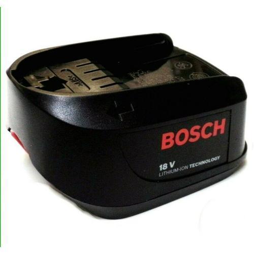 Original Bosch Akku 18 V Li 4ALL PMl PSR 18 Volt Li Neubestückt mit 2.0 Ah