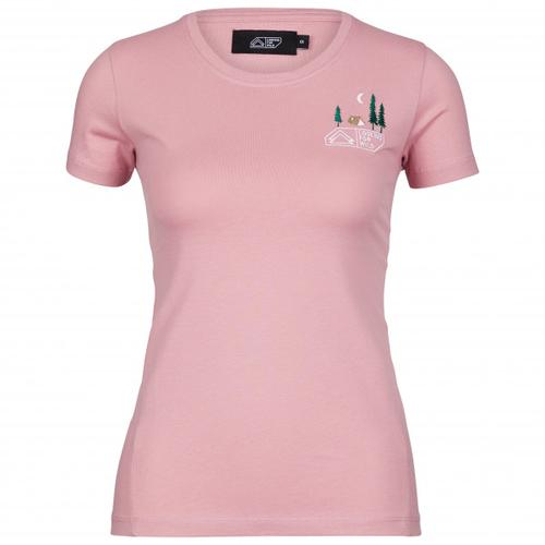 Looking for Wild - Women's T-Shirt - T-Shirt Gr L lila/ pelican