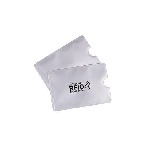 RFID-Schutzhülle für Kreditkarten: 2er-Pack