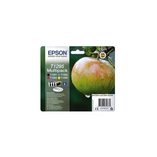 Tintenpatrone Tintenstrahldrucker Tintenpatrone Tintenstrahldrucker Verbrauchsmittelgruppe: T1295