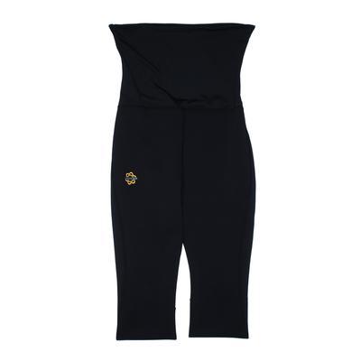 Zaggora Wetsuit: Black Solid Swimwear - Size Medium