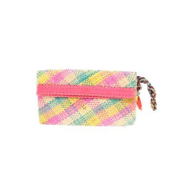 Cleobella Clutch: Pink Color Blo...