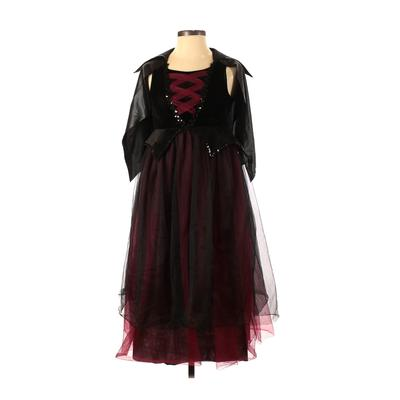 Walmart Costume: Black Solid Accessories - Size Medium