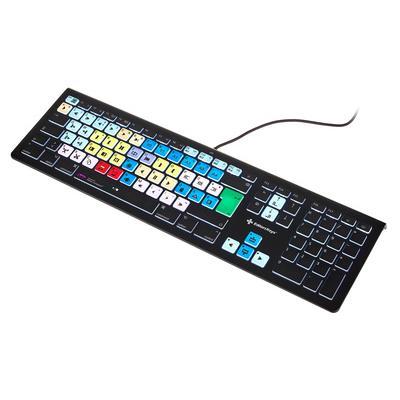Editors Keys Backlit Key. Media Comp MAC DE