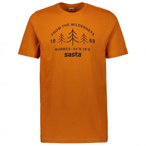 Sasta - Wilderness - T-Shirt Gr M schwarz