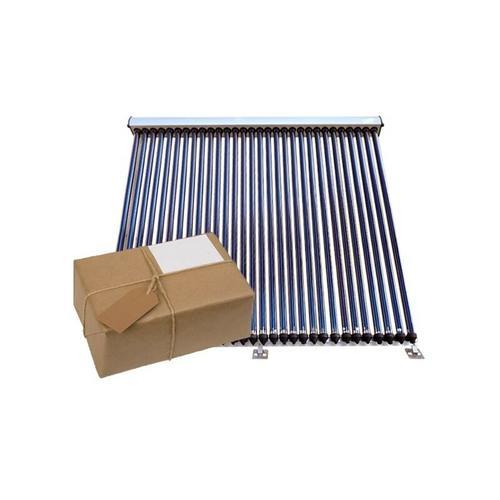 Röhrenkollektor Solarthermie Paket ETASunPro® VRK30 Solarkollektor Solar 31,99 m², 7 Kollektoren a
