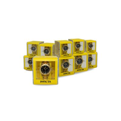 Invicta 10 Gift Boxes for Small Watches Bundle (IPM319-B)