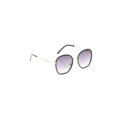 Sunglasses: Black...