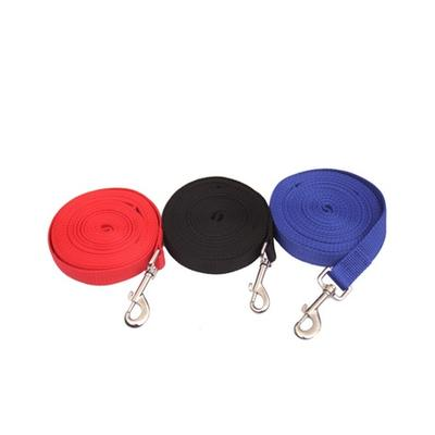 Dog Outdoor Training Leash: Red/...
