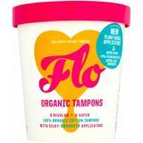 Flo Bio-Applicator Organic Tampons