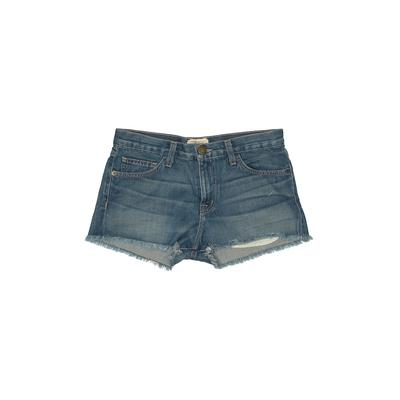 Current/Elliott Denim Shorts: Bl...