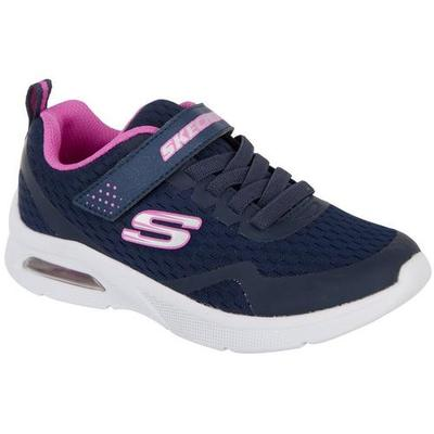 Skechers Girls Microspec Max Athletic Shoe