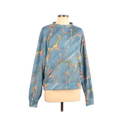 New Girl Order Sweatshirt: Blue Clothing - Size 12