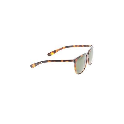 Bottega Veneta - Bottega Veneta Sunglasses: Brown Solid Accessories