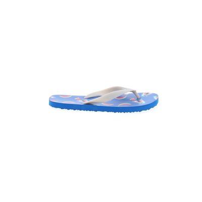 Flip Flops: Gray Shoes - Size 5