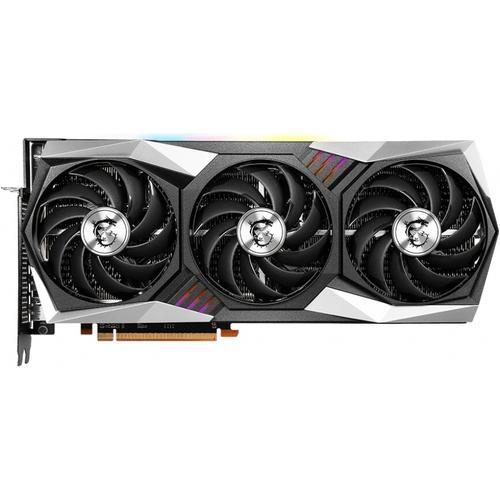 MSI Radeon RX 6900 XT GAMING Z TRIO, Grafikkarte