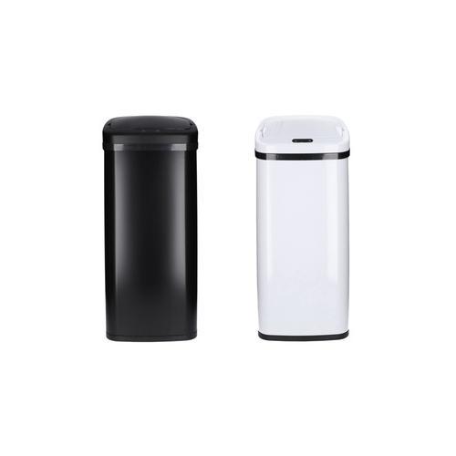 Mülleimer: Weiß / 40 Liter