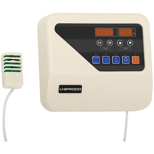 Uniprodo Saunasteuerung LED-Display für Saunaofen Sauna Controller