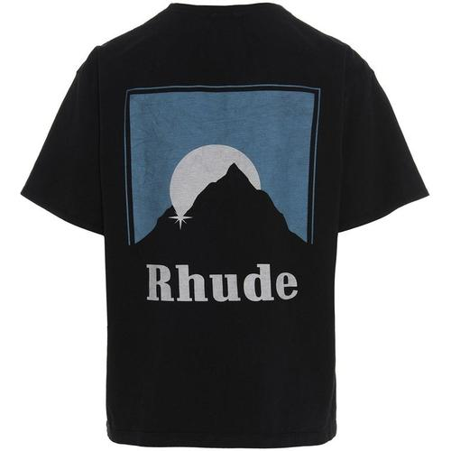 Rhude ANDERE MATERIALIEN T-SHIRT