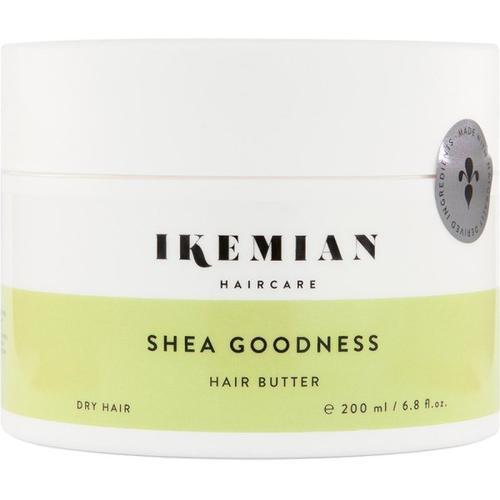 IKEMIAN Shea Goodness Hair Butter 200 ml Haarmaske