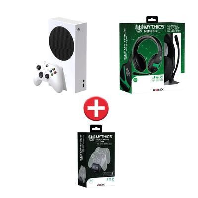 Console XBOX One serie S+Chargeu...