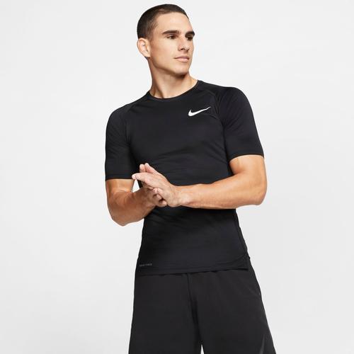 Nike Trainingsshirt Men's Short-sleeve Training Top schwarz Herren Shirts