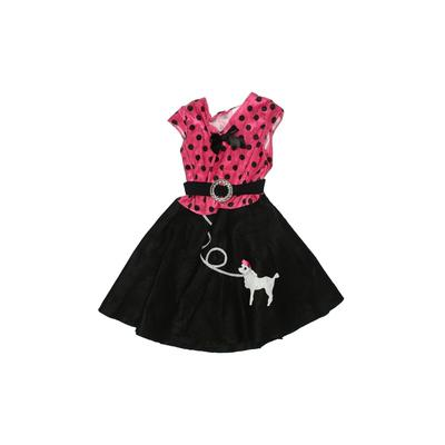 Costume: Pink Accessories – Size 10