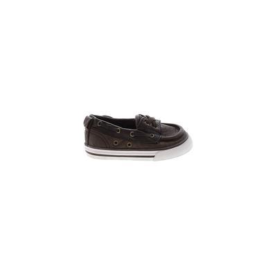 Koala Kids - Koala Kids Sneakers: Brown Solid Shoes - Size 6