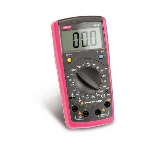 Digitales LCR-Messgerät UT603 - Uni-t