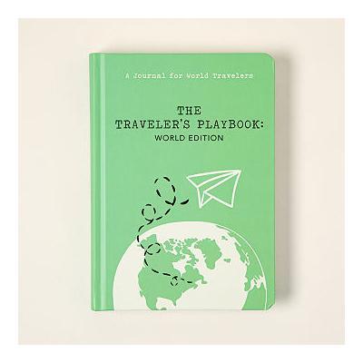 The Traveler's Playbook: A World Travel Journal