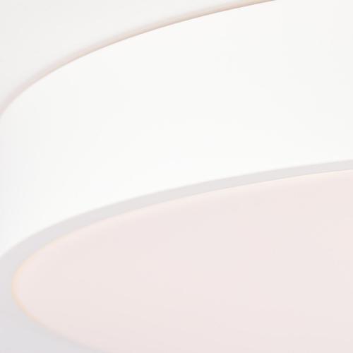 Brilliant Leuchten Deckenleuchten, Slimline LED Wand- und Deckenleuchte 49cm sand/weiß weiß LED-Lampen LED-Leuchten SOFORT LIEFERBARE Lampen Deckenleuchten
