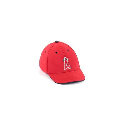 47 Brand Baseball Cap: Red Solid Accessories