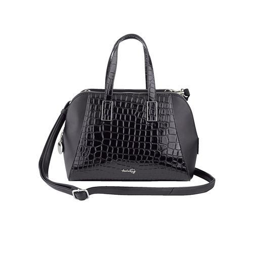 Handtasche Taschenherz schwarz